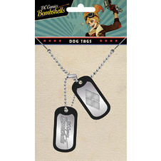DC Comics Dog Tag Harley Quinn