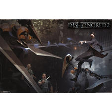 Dishonored 2 Poster