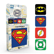 DC Comics Coasters Set -