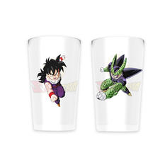 Dragonball Z Medium Glass Set -