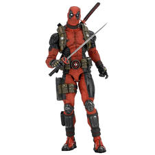 Deadpool 1/4 Scale Actionfigur