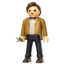 Doctor Who Playmobil