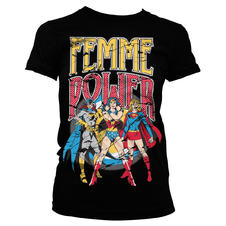DC Comics Girlie Shirt