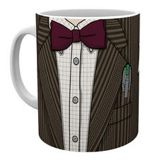 Doctor Who Tasse Bow Ties