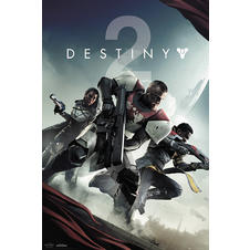 Destiny 2 Poster Key Art