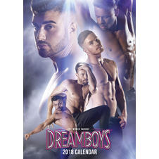 Dream Boys Kalender 2018