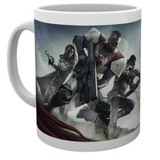 Destiny 2 Tasse Key Art