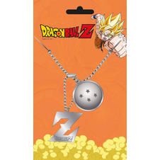 Dragonball Z Dog Tag