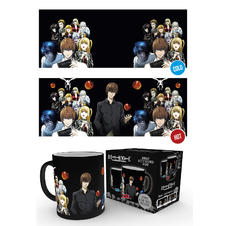 Death Note Mug with Thermo Effect