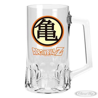 Dragon Ball Z Glas-Bierkrug Kame Logo jetztbilligerkaufen