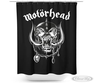 Duschvorhang Motörhead Warpig Logo | Bad > Duschen > Duschvorhänge