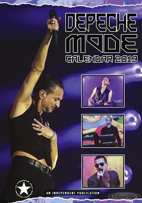 Depeche Mode Kalender 2019 Tributkalender