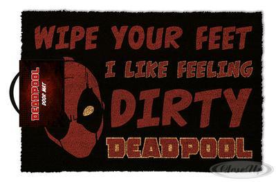 Deadpool Fußmatte Dirty