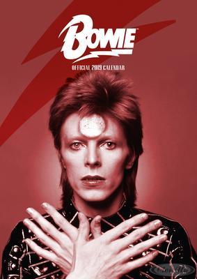 David Bowie Kalender 2019