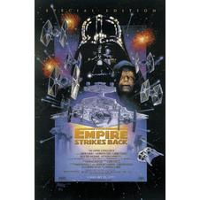 Star Wars Poster The Empire