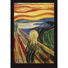 Edvard Munch The Scream Poster