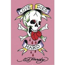 Ed Hardy Poster