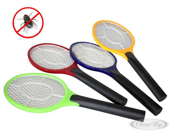 Elektroschock Fliegenklatsche Insektenkiller - Scherzartikel
