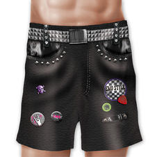 Emo SWIMMING SHORTS