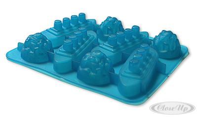 Eiswürfelform Titanic Gin & Titonic Ice cube tray