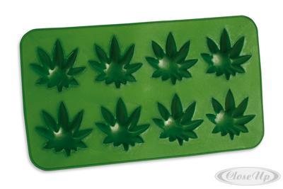 Eiswürfelform Cannabis Set
