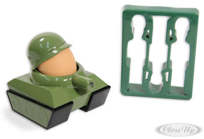 Eierbecher Set Egg-Splode