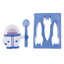 Eggstronaut Eierbecher-Set