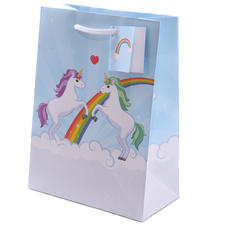 Unicorn Gift Bag incl. nameplate