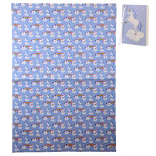 Unicorn Gift Wrapping Paper (12 sheets)