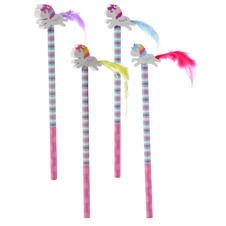Unicorn 4-pc pencil set -