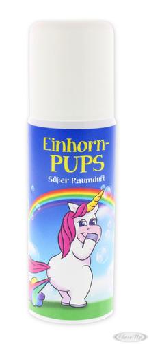 Einhorn Pupsspray Raumspray - Scherzartikel