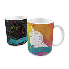 Unicorn Thermo effect Mug