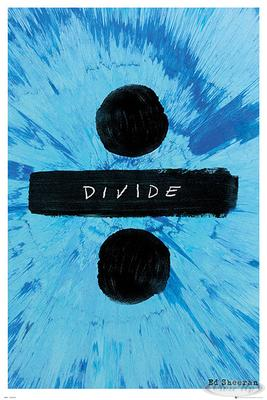 Ed Sheeran Poster Divide
