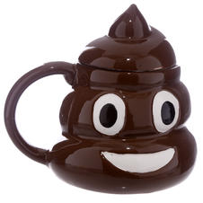"Emotive Tasse ""Poop"""