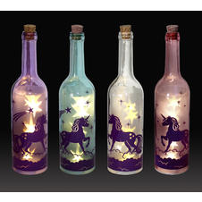 Unicorn LED Deco Bottle