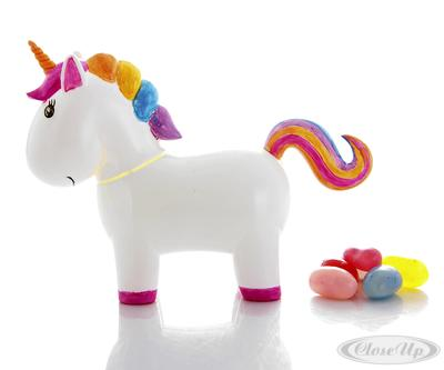 Einhorn Süßigkeitenspender Unicorn Candy Dispenser