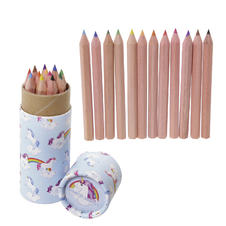 Unicorn Coloured Pencils, set of 12