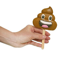 Emoji Lolly POO