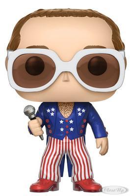 Elton John Pop! Vinyl Figur 63 Elton John Red, ...