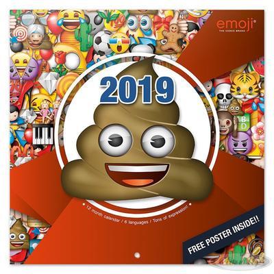 Emoji Kalender 2019