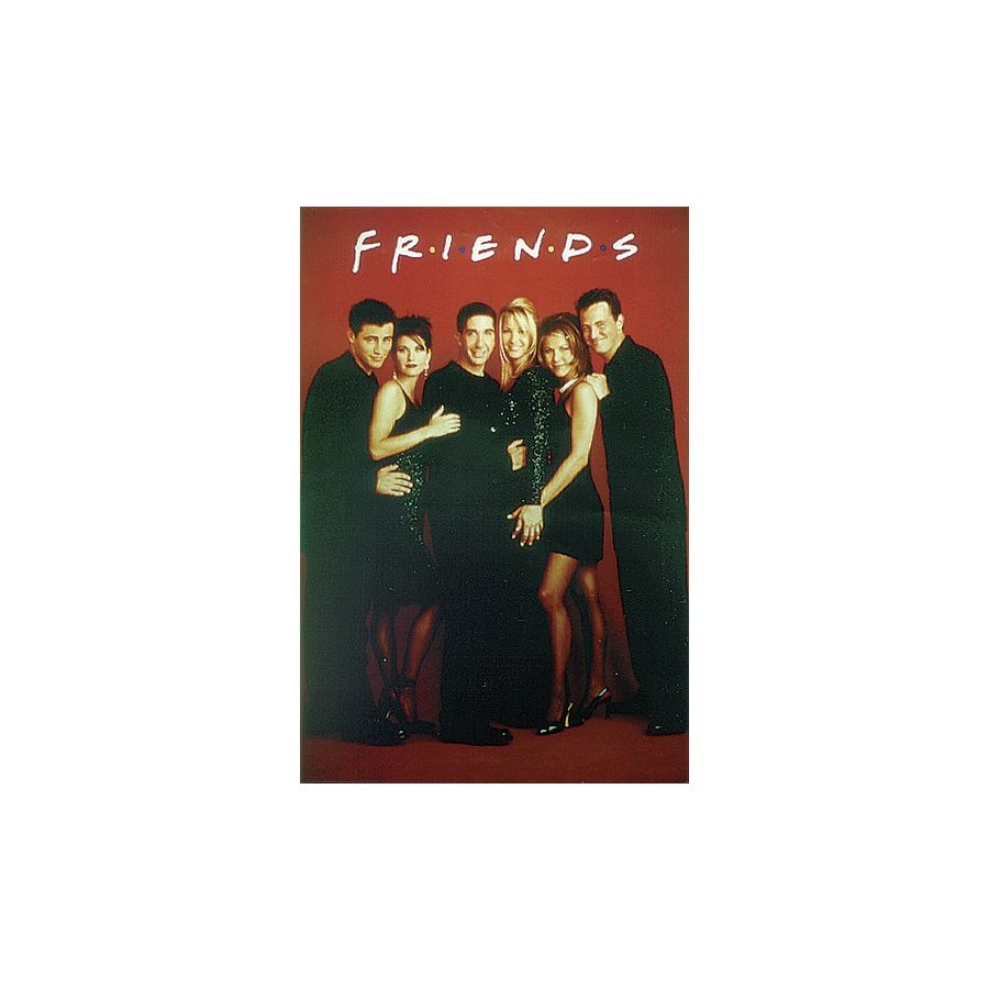 friends poster poster gro format jetzt im shop bestellen close up gmbh. Black Bedroom Furniture Sets. Home Design Ideas