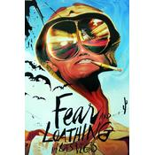 Fear and Loathing in las Vegas XXL Poster