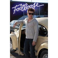 Footloose Poster Ren
