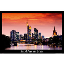 Frankfurt am Main Poster