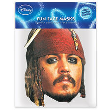 Party-Mask Pirates of the Cariibbean