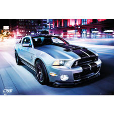 Ford Shelby Poster GT500