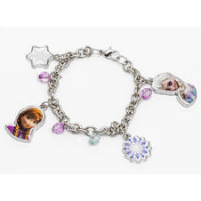 Frozen Armband & Charms