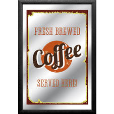 Fresh Brewed Coffee Spiegel