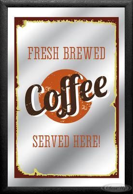 Fresh Brewed Coffee Spiegel