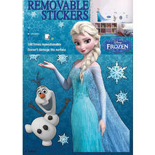Frozen Wall Sticker DIN A 3